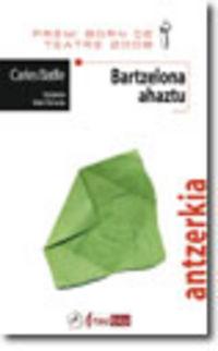 Bartzelona Ahaztu - Carles Battle I Jorda