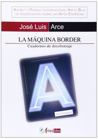 MAQUINA BORDER, LA