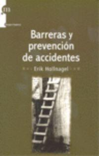 BARRERAS Y PREVENCION DE ACCIDENTES