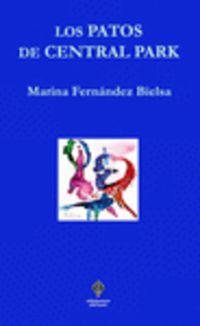 Los patos de central park - Marina Fernandez Bielsa