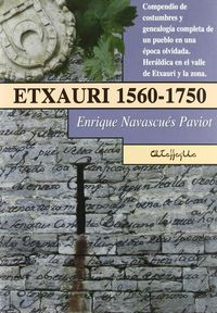 ETXAURI 1560-1750