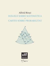 dialegs sobre matematica - cartes sobre probabilitat - Aa. Vv.
