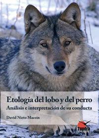ETOLOGIA DEL LOBO Y DEL PERRO (2ª ED)