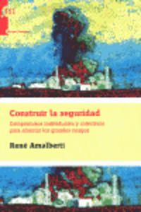 Construir La Seguridad - Rene Amalberti