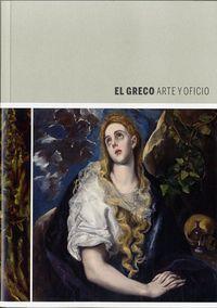 GRECO, EL - ARTE Y OFICIO