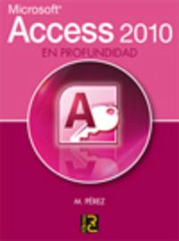 ACCESS 2010 EN PROFUNDIDAD