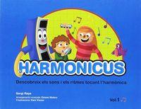 HARMONICUS 1 - DESCOBREIX ELS SONS I ELS RITMES TOCANT L'HARMONICA