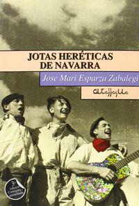 JOTAS HERETICAS DE NAVARRA (3 ED)