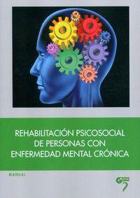REHABILITACION PSICOSOCIAL DE PERSONAS