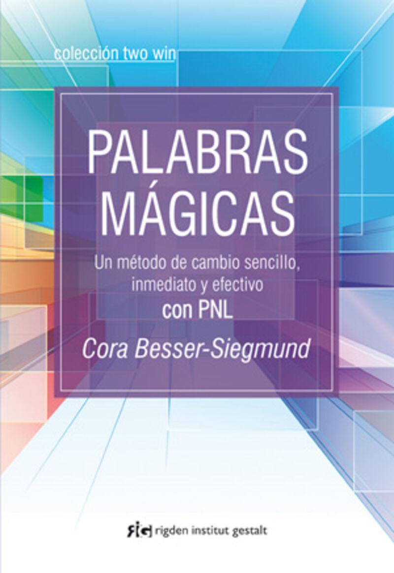 Palabras Magicas - Cora Besser-Siegmund