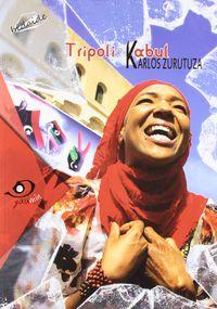 TRIPOLI-KABUL