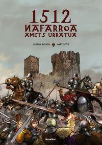 1512 NAFARROA - AMETS URRATUA