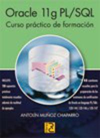 ORACLE 11G PL / SQL - CURSO PRACTICO DE FORMACION