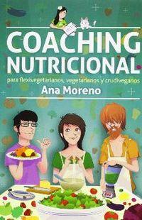 COACHING NUTRICIONAL PARA FLEXIVEGETARIANOS, VEGETARIANOS Y CRUDIVEGANOS