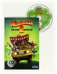 Level 2 - Madagascar 2 (+cd) - Aa. Vv.