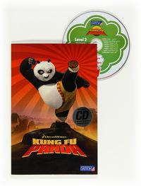 Level 2 - Kung Fu Panda (+cd) - Aa. Vv.