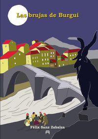 Las brujas de burgui - Felix Sanza Zabala
