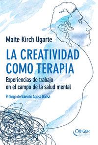 La creatividad como terapia - Maite Kirch Ugarte