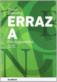 euskal gramatika erraza - Batzuk