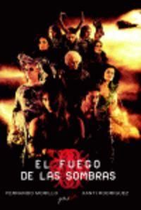 FUEGO DE LAS SOMBRAS, EL (+DVD)
