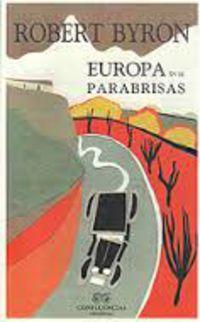 europa en el parabrisas - Robert Bryron