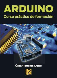 Arduino - Curso Practico De Formacion - Oscar Torrente Artero