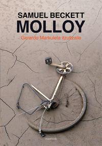 Molloy (euskaraz) - Samuel Beckett