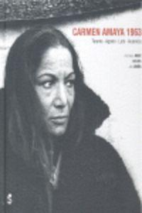 CARMEN AMAYA 1963 - TARANTA, AGOSTO, LUTO Y AUSENCIA