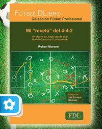 "Mi ""receta"" Del 4-4-2 - Roberto Moreno"