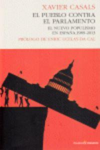 El pueblo contra el parlamento - Xavier Casals Meseguer