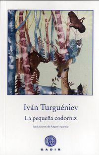 La pequeña codorniz - Ivan Turgueniev