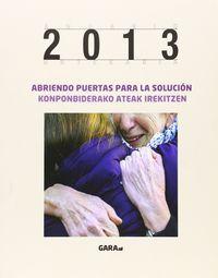 Gara Anuario 2013 Urtekaria - Batzuk