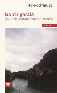 Gontz Garaia - Fito Rodriguez