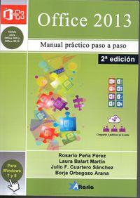 (2ª ED) OFFICE 2013 - MANUAL PRACTICO PASO A PASO