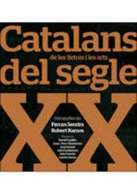 CATALANS DE LES LLETRES I LES ARTS DEL SEGLE XX