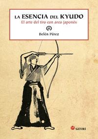 La esencia del kyudo - Belen Perez