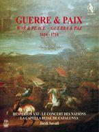 Guerre & Paix (guerra Y Paz) (1614-1714) (libro+2 Cd) - Jordi Savall