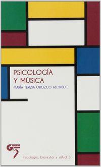 PSICOLOGIA Y MUSICA