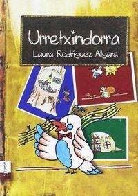El urretxindorra = ruiseñor - Laura Rodriguez Algara
