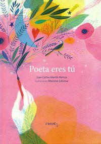 Poeta Eres Tu - Juan Carlos Martin Ramos