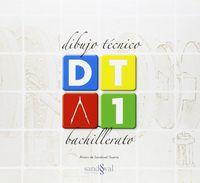 Bach 1 - Dibujo Tecnico - Aa. Vv.