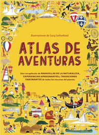 atlas de aventuras - Rachel Williams