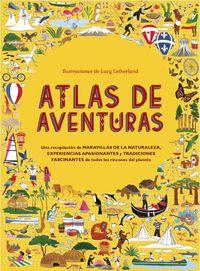 atlas de aventuras - Rachel Williams