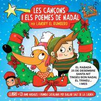 cançons i els poemes de nadal, les (+cd) - Landry Rumbero