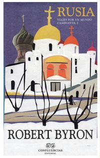 rusia - Robert Byron