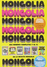 Revista Mongolia 6x1 Vol.2 - Aa. Vv.