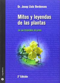 MITOS Y LEYENDAS DE LAS PLANTAS