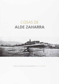 COSAS DE ALDE ZAHARRA