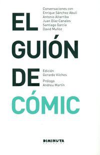 El guion de comic - Gerardo Vilches Fuentes