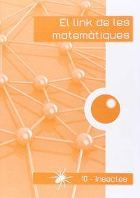 EP 4 - LINK MATEMATIQUES - INSECTES 10
